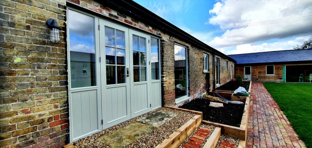 rationel french doors installation kent