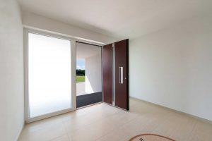 Internorm Timber Aluminium Door, Kent