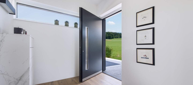 aluminium entrance doors kent