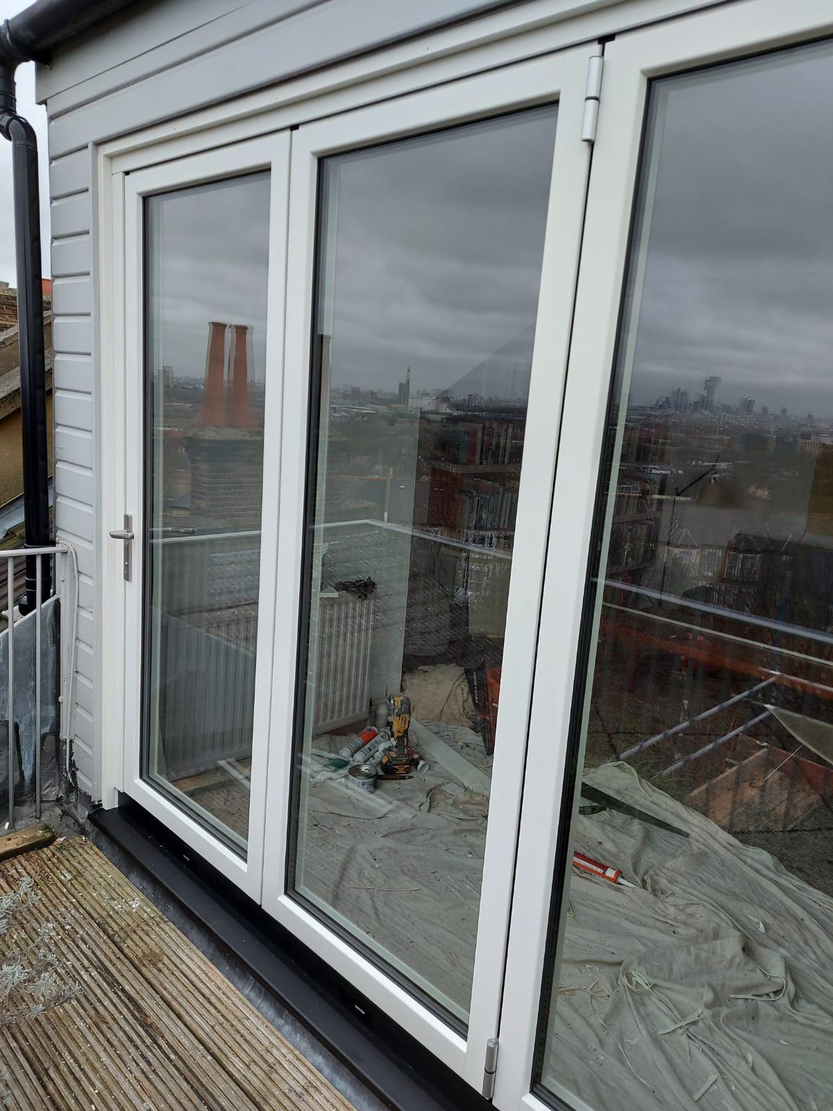 balcony doors london