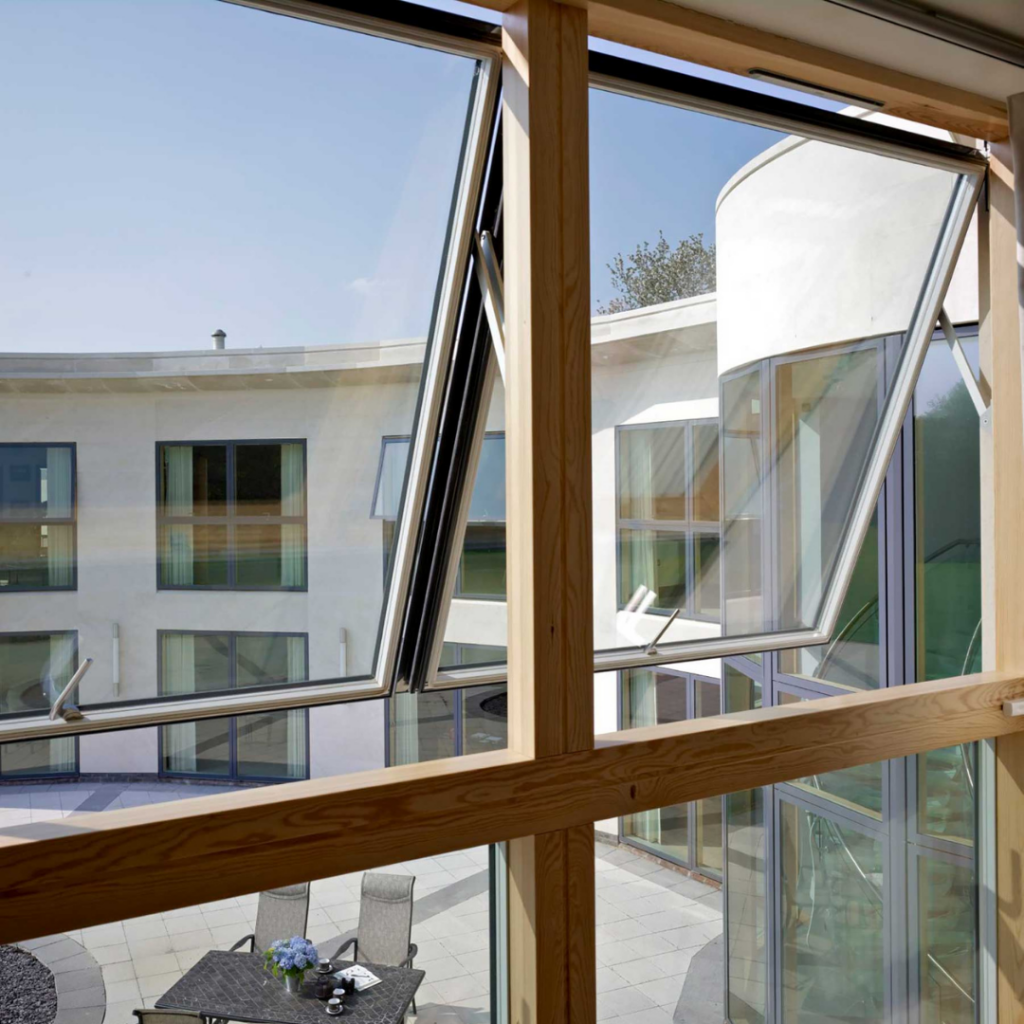 best cladded windows kent